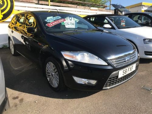 ***SOLD***Ford Mondeo Ghia TDCi 2009***SOLD***
